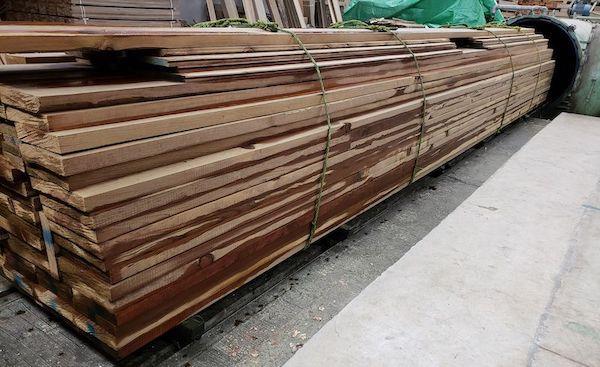 Madera tratada con cca para exterior - Madera de pino tratada ...